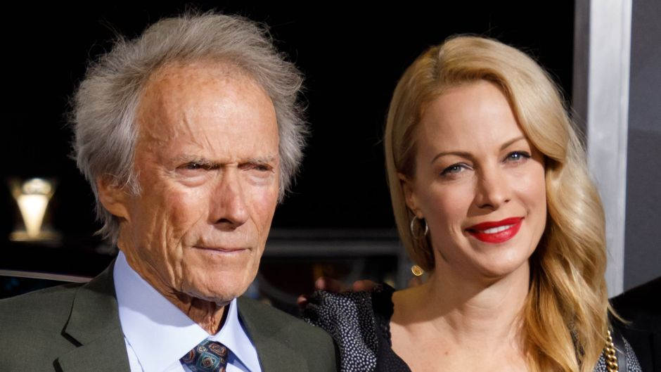 Clint Eastwood and Daughter Alison Eastwood