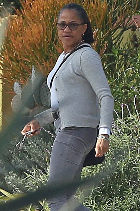 Duchess Meghan's Mom Doria Ragland Spotted on Solo Outing in Los Angeles