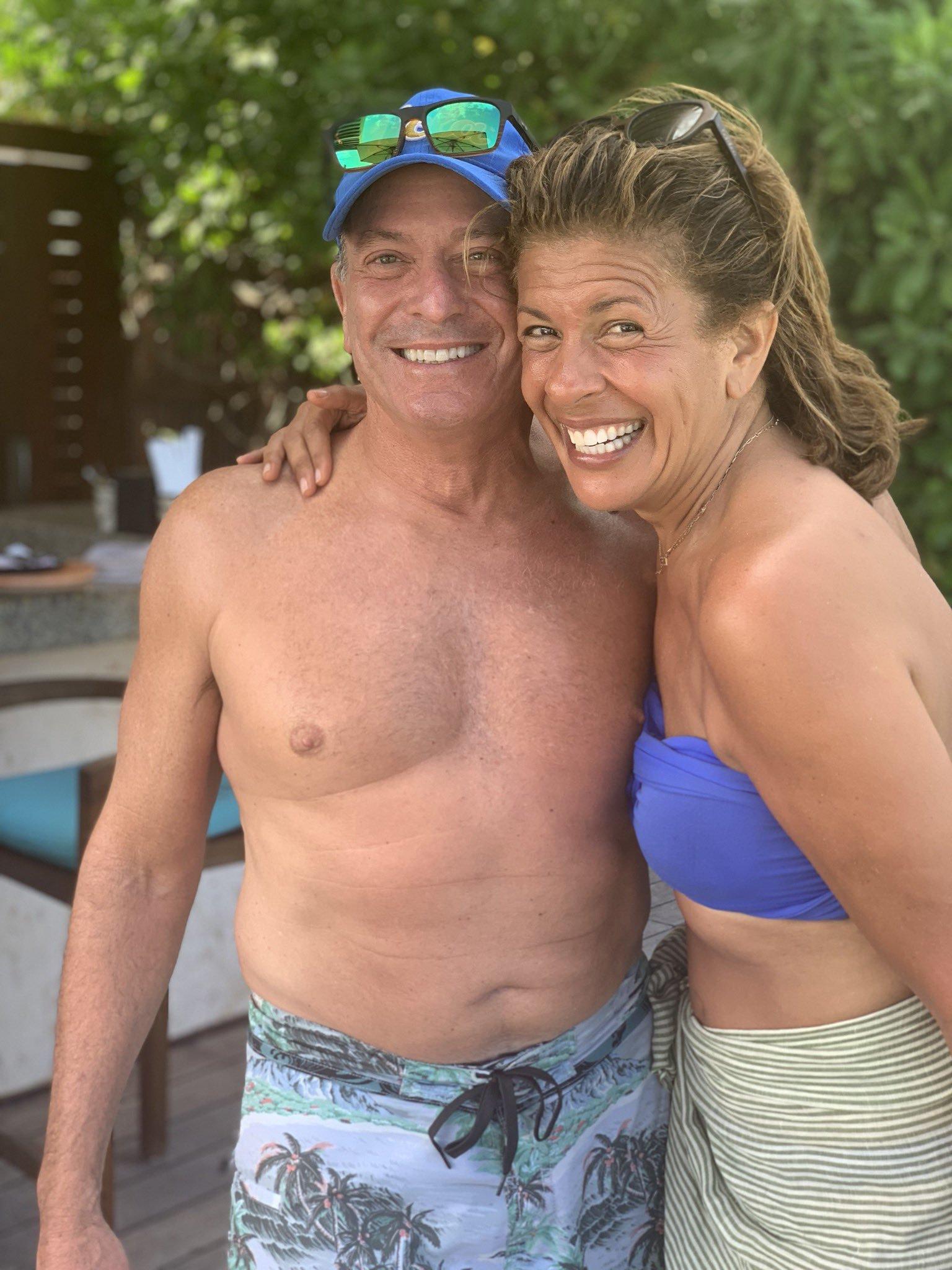 Joel Schiffman S Daughter Kyle Dad And Hoda Kotb Are Perfect