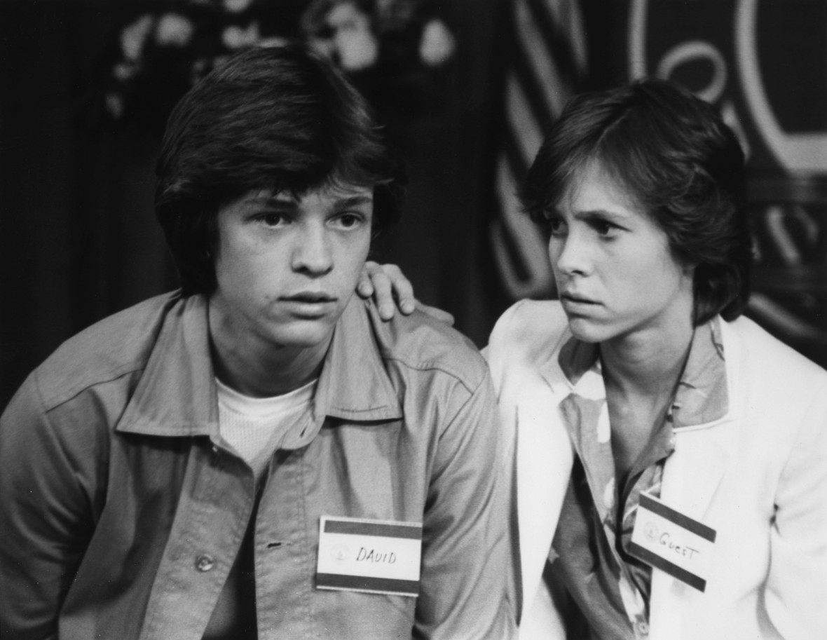 Jimmy McNichol and Kristy McNichol in 'Blinded By the Light'