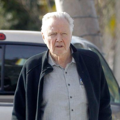 Jon Voight out for grocery shopping in Bel Air