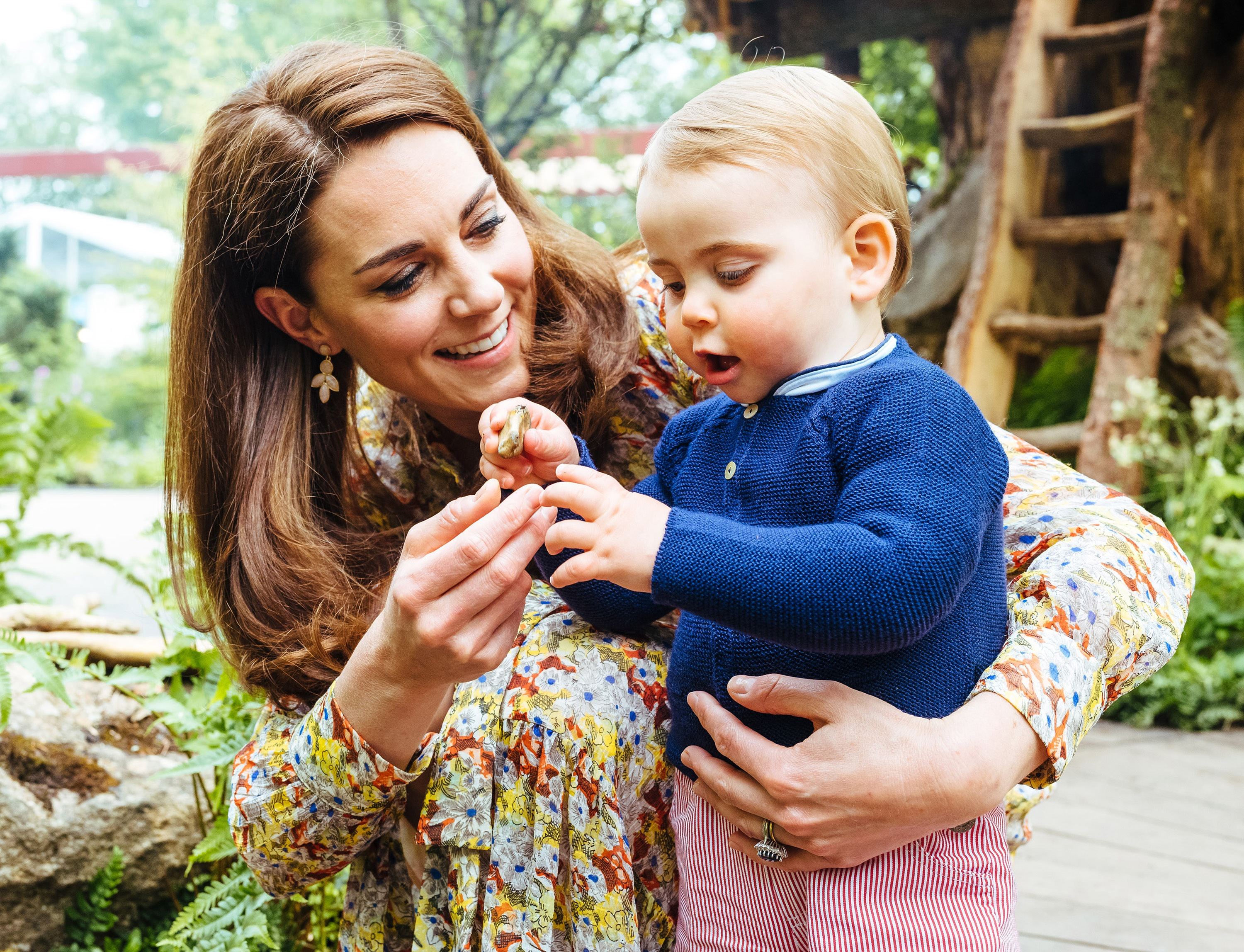Duchess Kate Reveals the Sweet Inspiration Behind One of Prince Louis' First Words