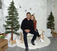 Kelly Ripa and Mark Consuelos Look So in Love at Amazon Hollywood Event