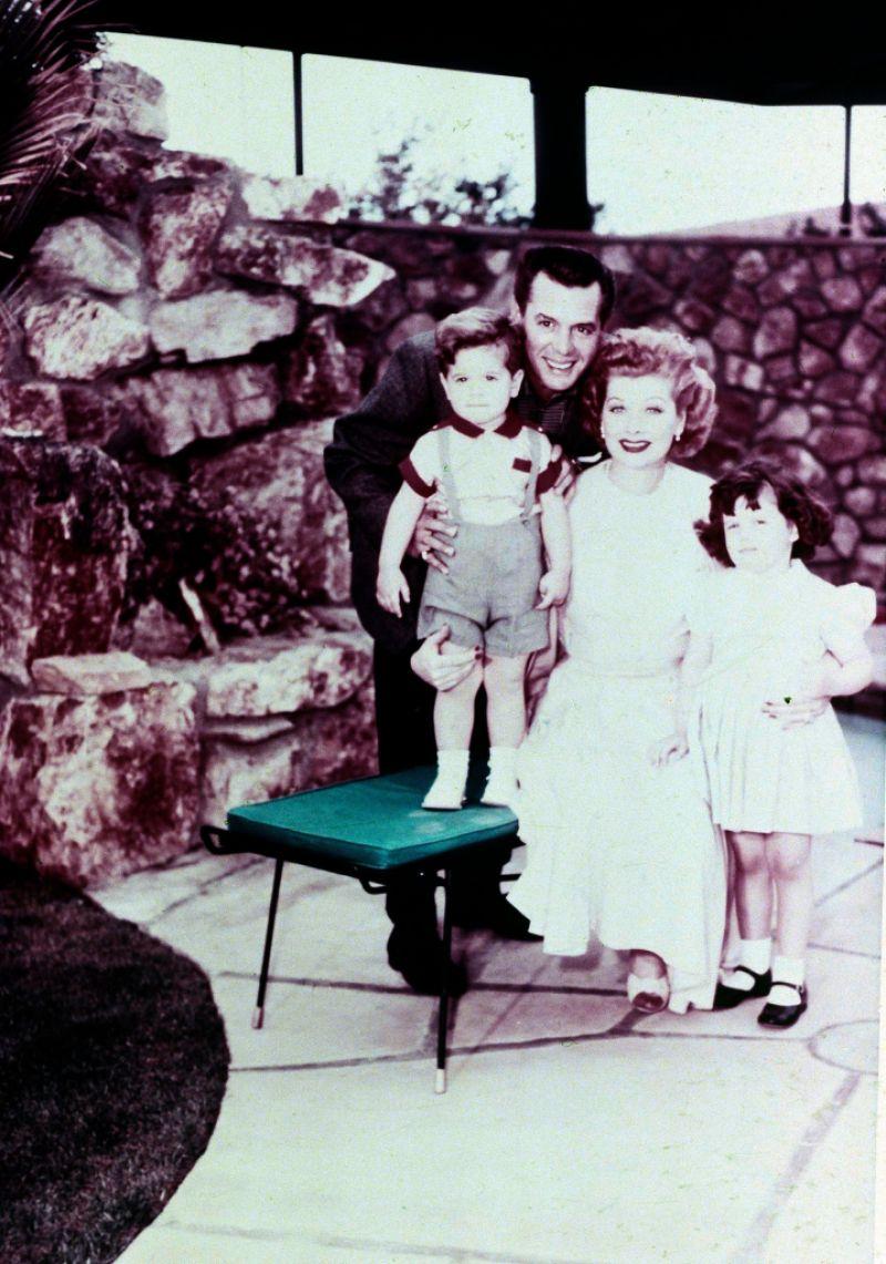 Lucille Bell Desi Arnz Kids