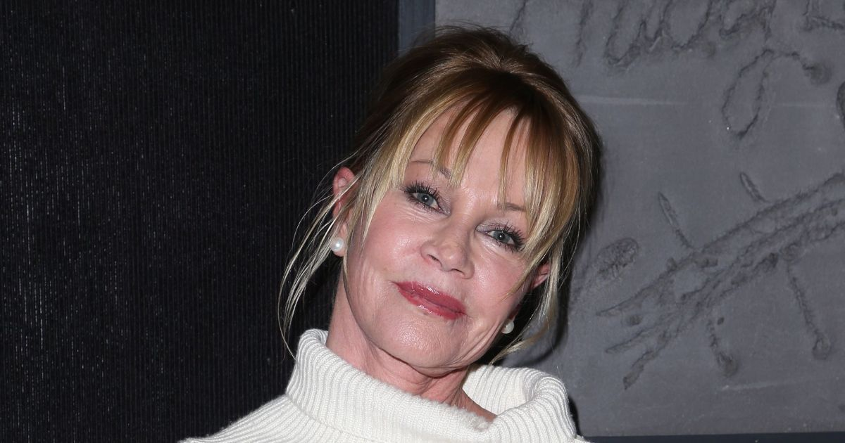 Melanie Griffith Is Open To Love But Definitely Won T