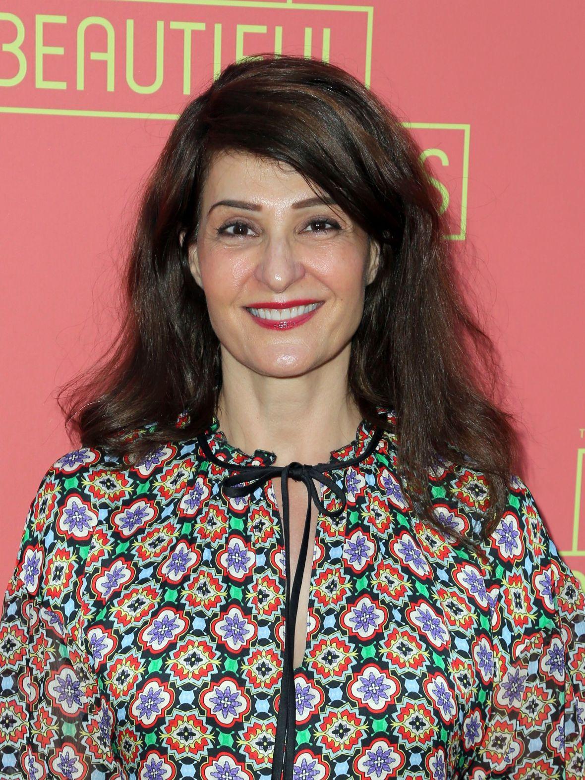 Nia Vardalos at the Opening Night of 'Tiny Beautiful Things'