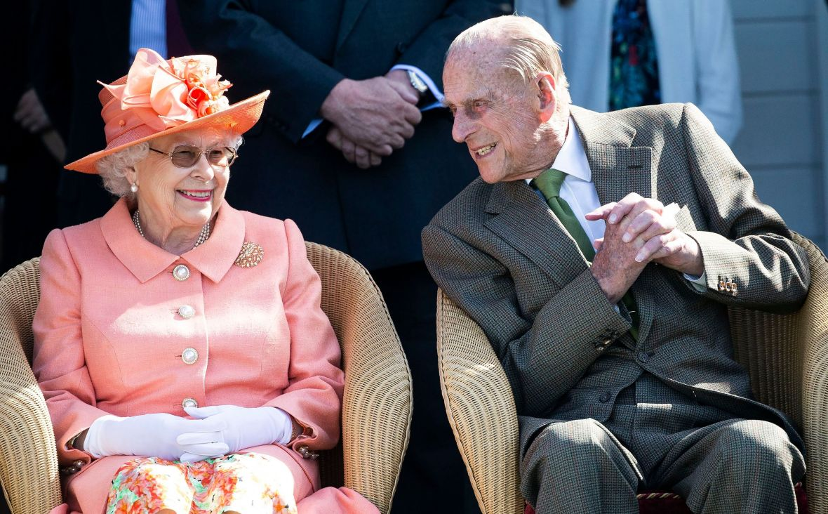 Prince Philip Dead: William and More Royal Family Reactions