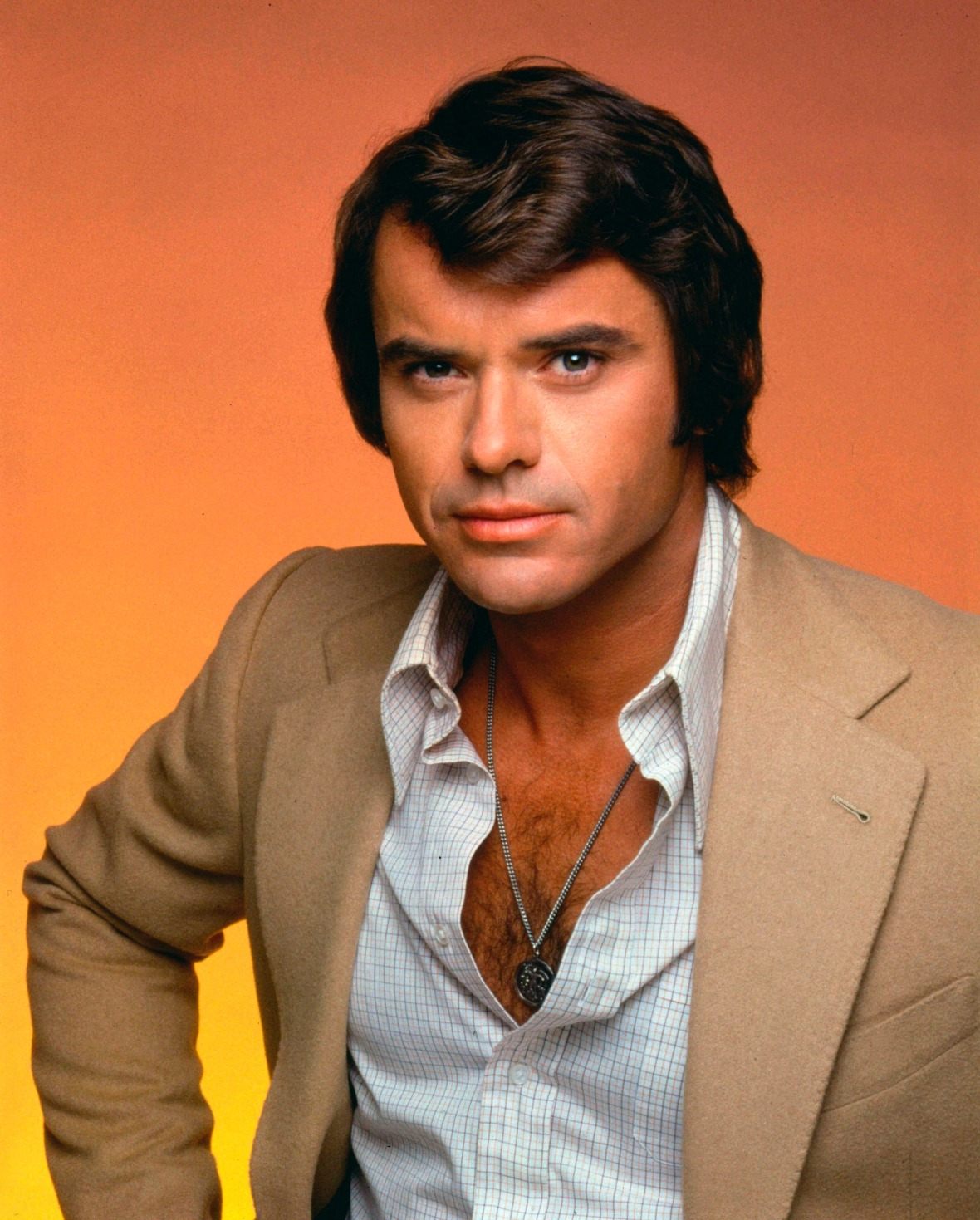Robert Urich Headshot