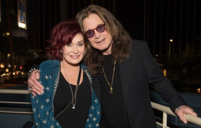 Ozzy Osbourne supports the theatrical release of BLACK SABBATH: THE END OF THE END, Los Angeles, USA - 28 Sep 2017