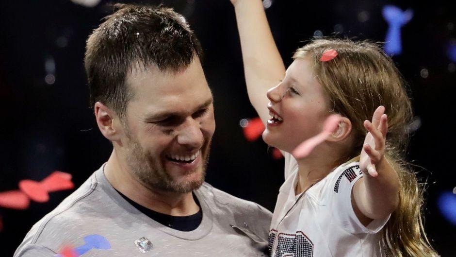 Tom Brady Daughter
