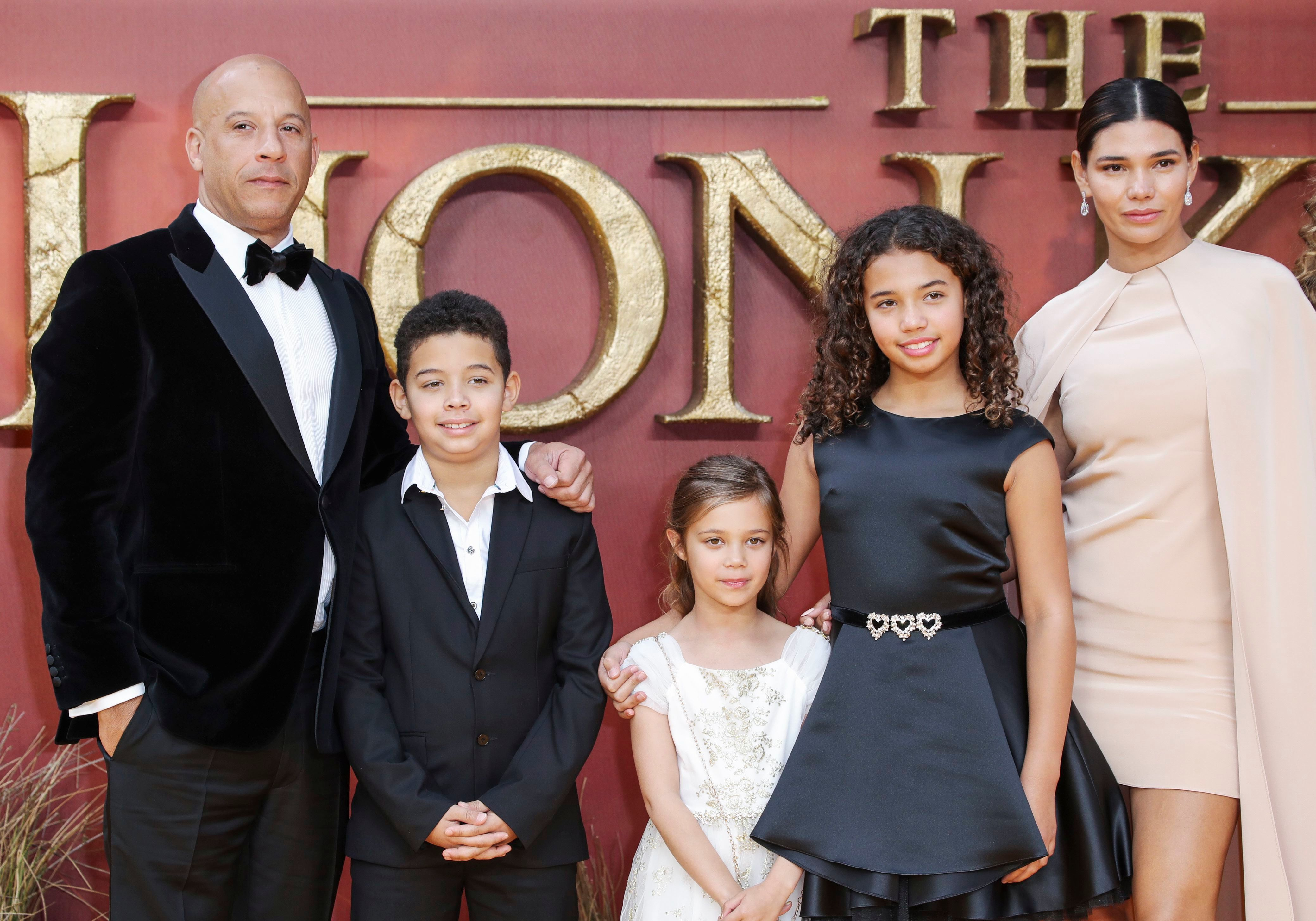 Who Are Vin Diesel S Kids Meet The Actor S Children