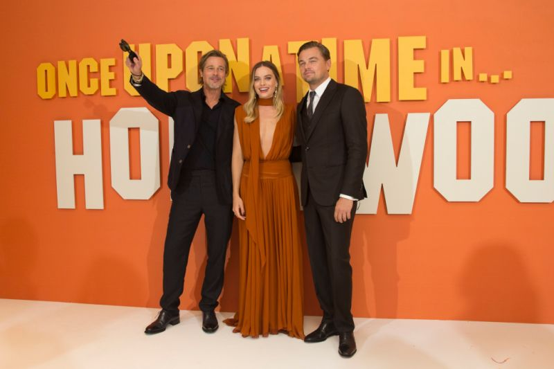 UK Premiere of Once Upon A Time in Hollywood, London, United Kingdom - 31 Jul 2019
