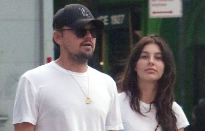 Camila Morrone Leonardo DiCaprio
