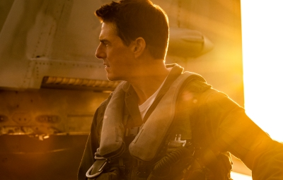 Tom Cruise in 'Top Gun: Maverick'