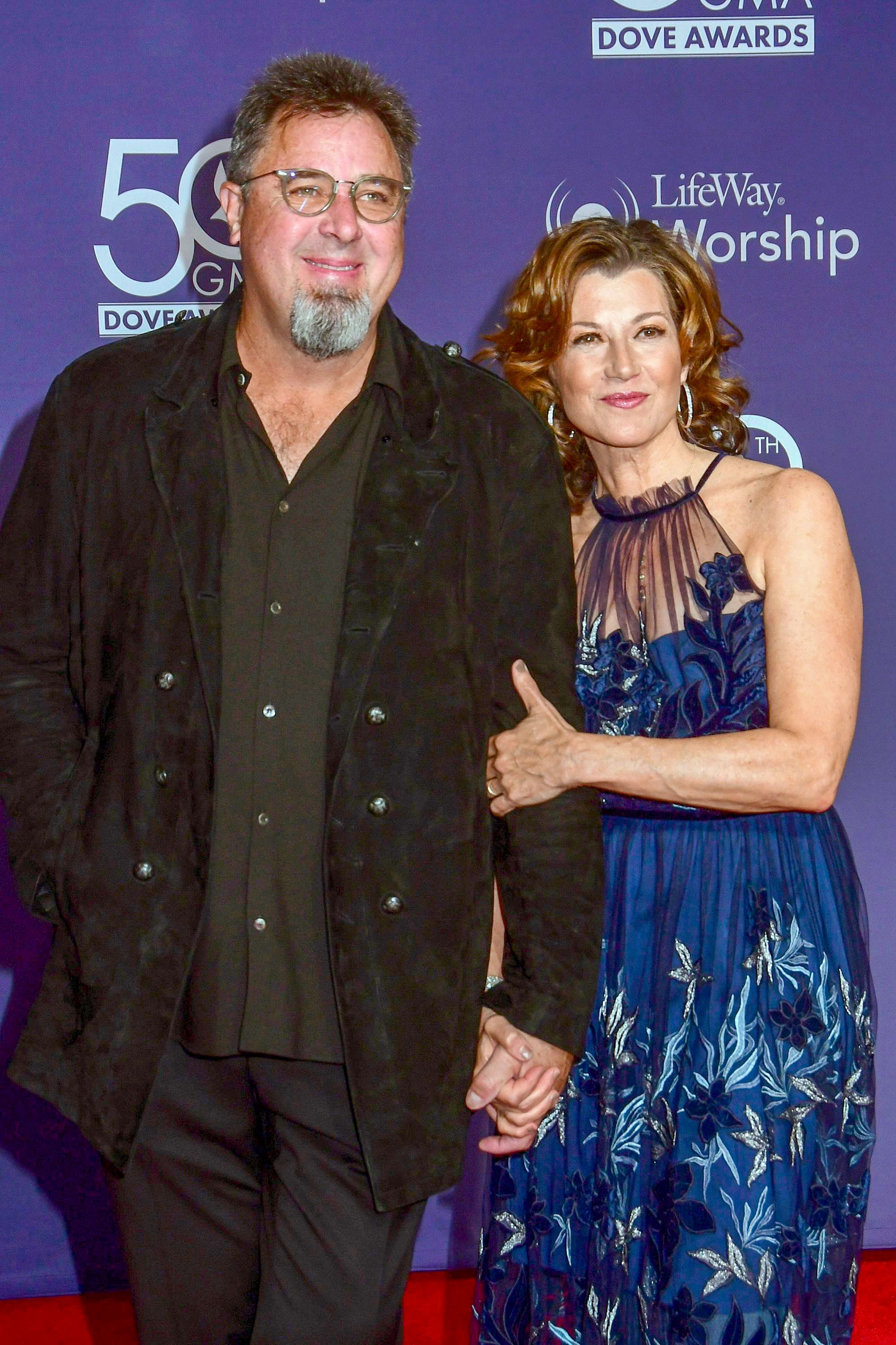 Amy Grant Talks Life With Vince Gill and Their Blended Family of 4 Kids: 'We Met Through Music'