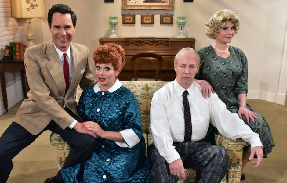 'Will & Grace' Airing 'I Love Lucy'-Inspired Episode