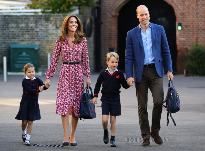 Prince William and Kate Middleton Kids