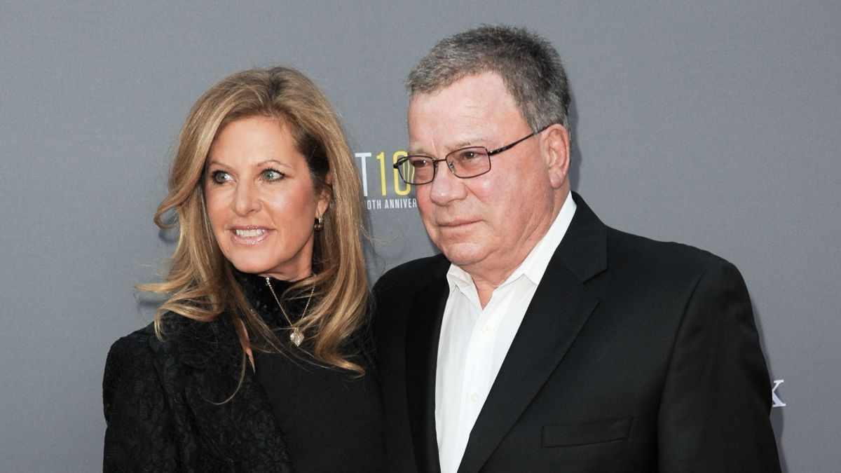 William Shatner Files for Divorce From Wife Elizabeth After 18 Years