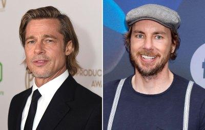 Dax Shepard Talks 'Date' With Brad Pitt: 'I Felt Like Pretty Woman'