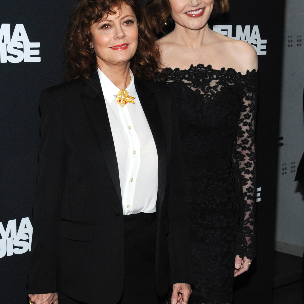 Susan Sarandon and Geena Davis Reunite Almost 3 Decades Since 'Thelma & Louise' Was Released