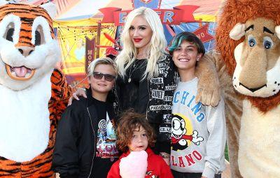 Gwen Stefani Kids