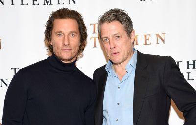 Hugh Grant Matthew McConaughey