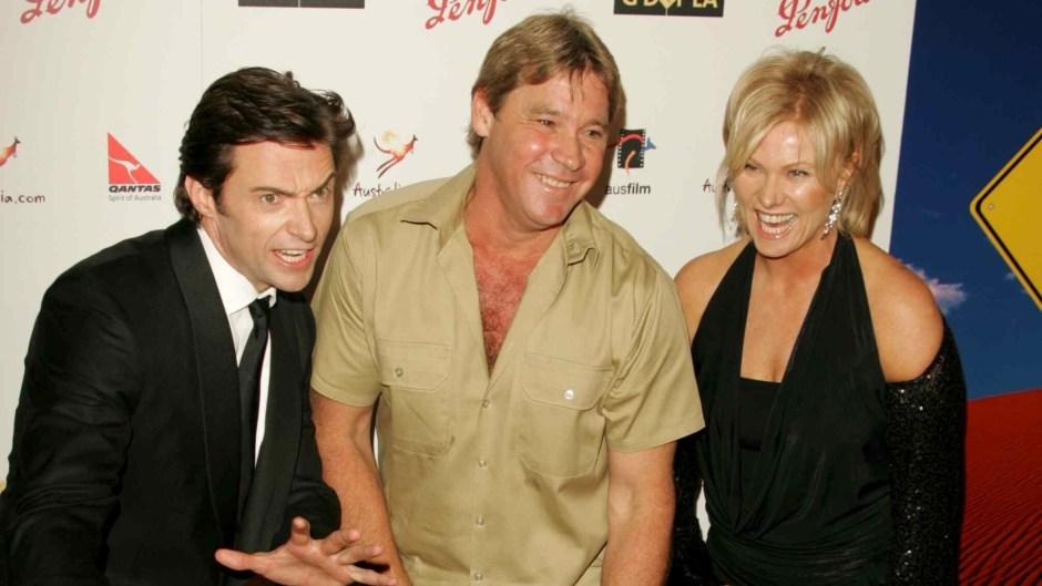 Hugh-Jackman-with-the-Irwin-family