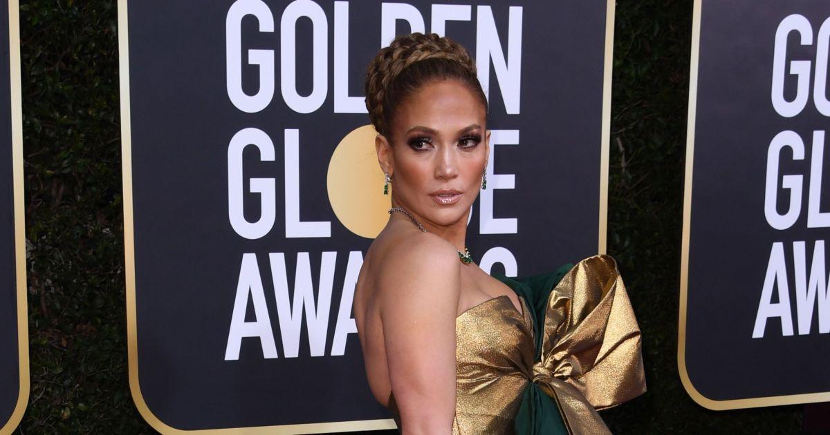 Jennifer Lopez's Golde...