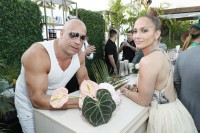 Jennifer Lopez and Vin Diesel