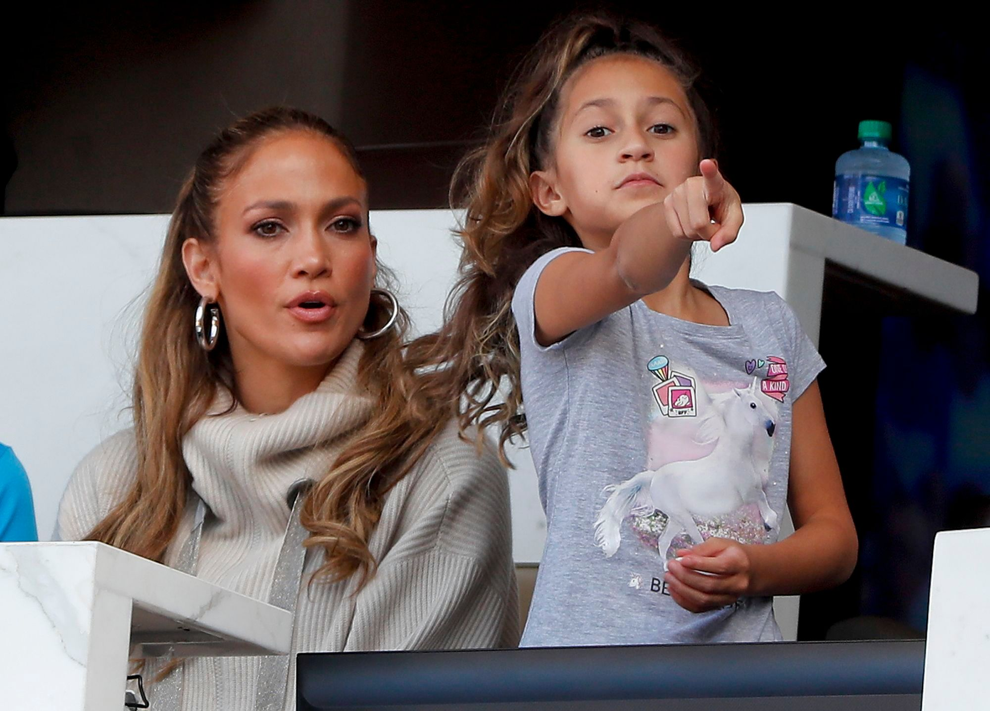 Jennifer Lopez Children Names Background