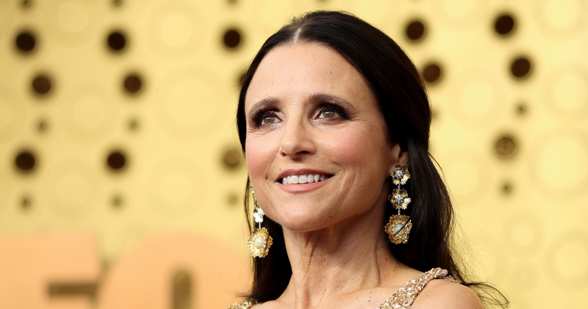 Julia Louis Dreyfus Shares Throwback Photo In Honor Of Her