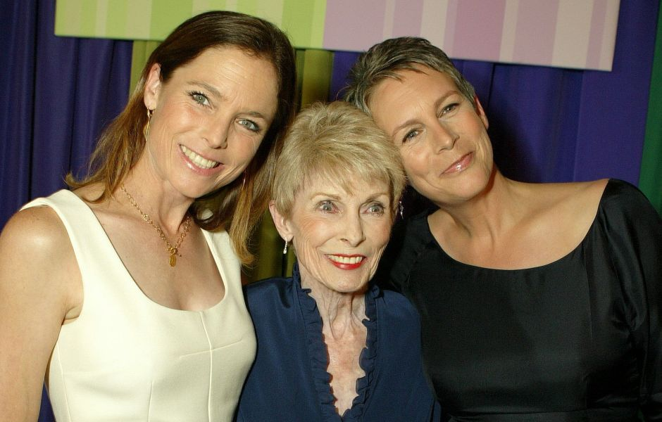 Kelly Curtis, Janet Leigh and Jamie Lee Curtis