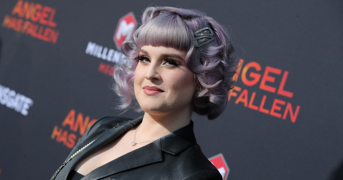 Kelly Osbourne's 2020 New Year's Resolution Is to Stay SoberKelly Osbourne 2020 Picture