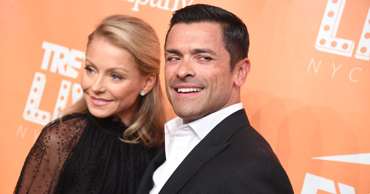 Kelly Ripa and Mark Consuelos Reveal Who They'd Love to Quarantine With
