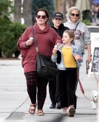 Melissa McCarthy and daughter Georgette