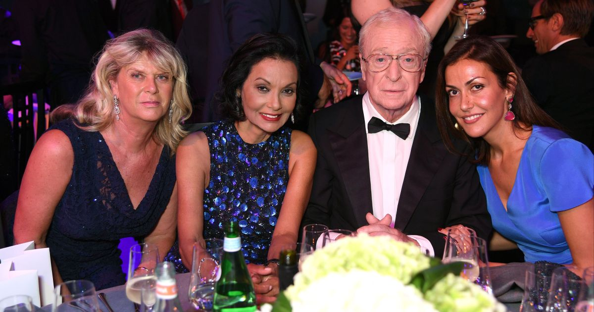 Michael Caine Kids Meet The Actor S 2 Grown Daughters