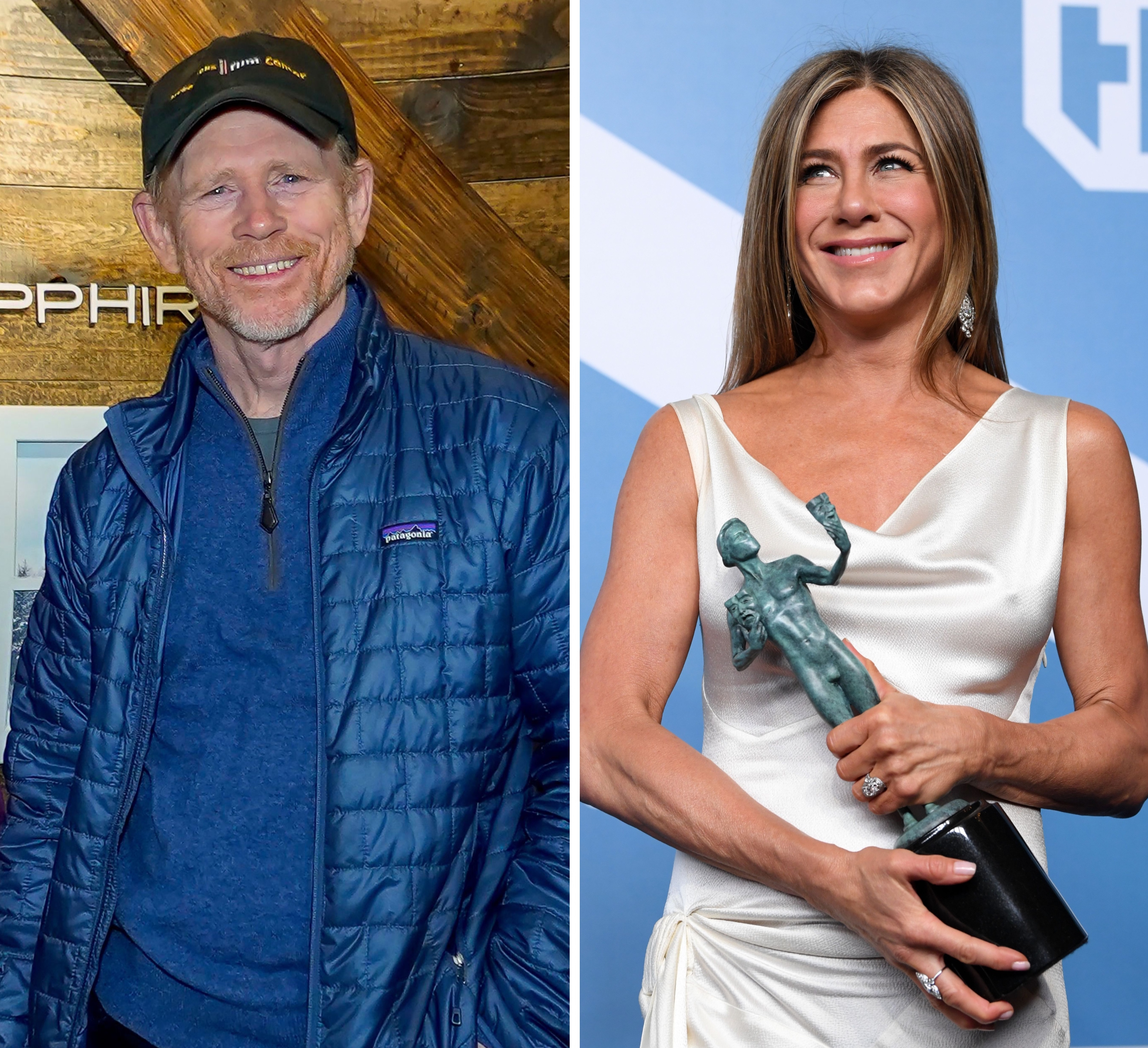 Ron Howard Gushes About Jennifer Aniston After She Praises 'Happy Days': 'She's Great'