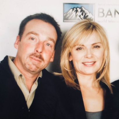 Kim Cattrall Brother