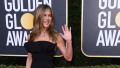 Jennifer Aniston at the Golden Globes