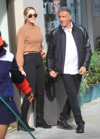 Sylvester Stallone out and about, Los Angeles, USA - 09 Jan 2020