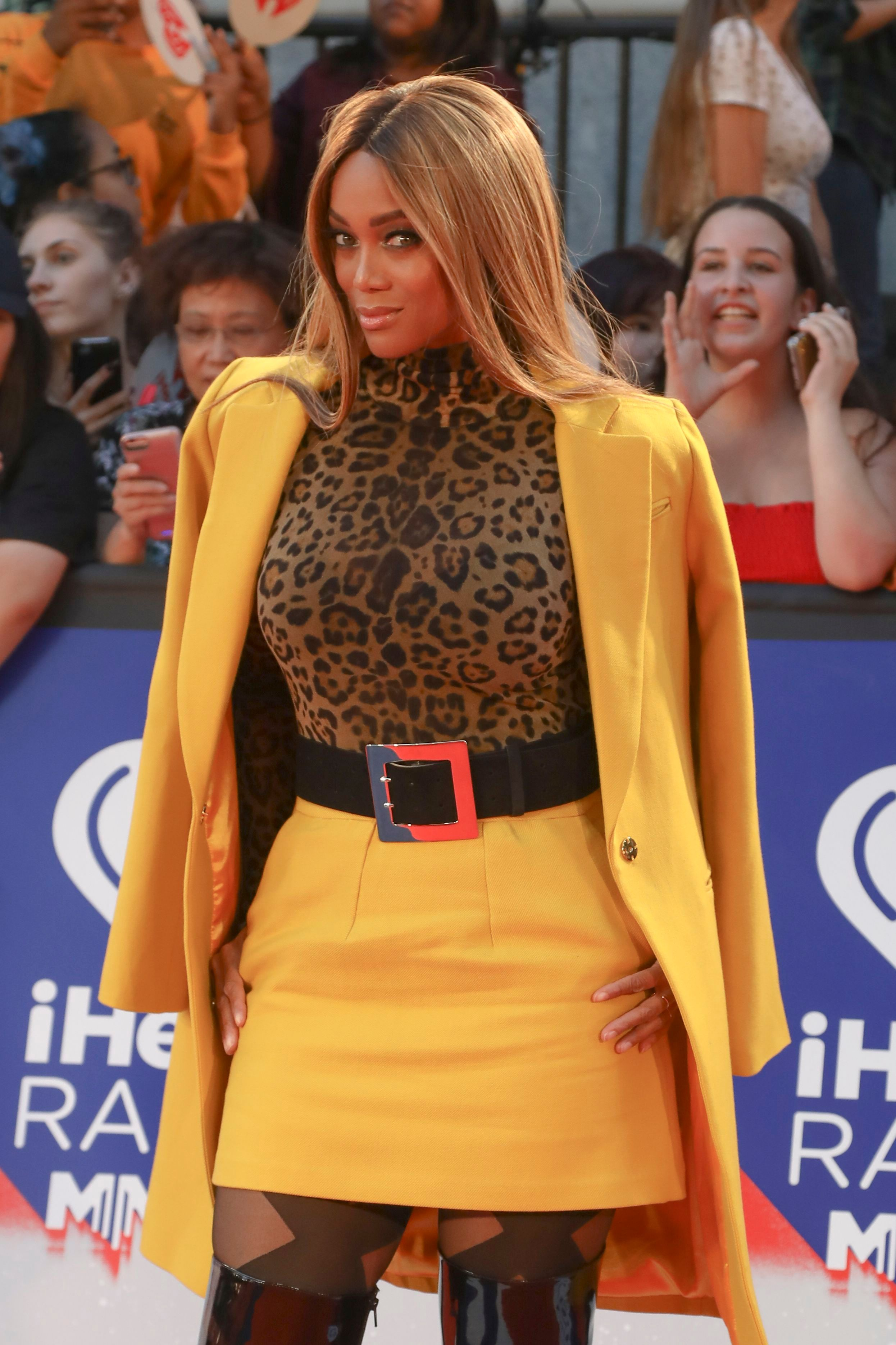 Tyra Banks Calls Out Fashion Industry In New Modelland Promo