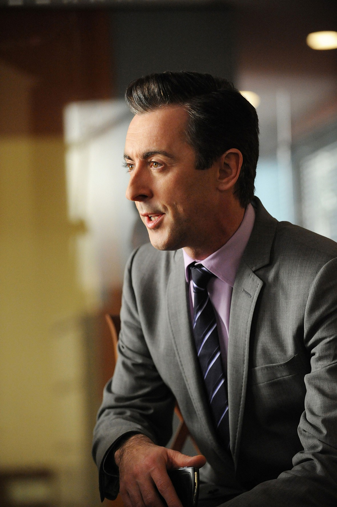 Alan Cumming on 'The Good Wife'