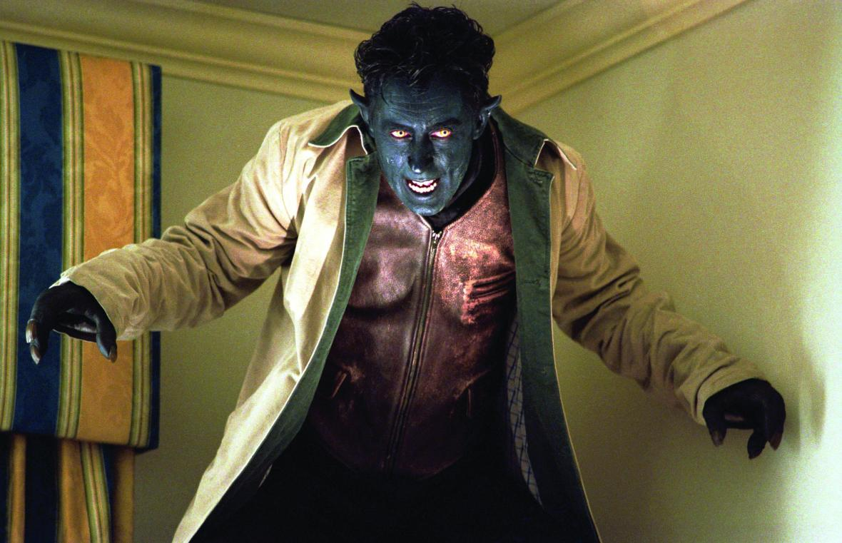 Alan Cumming in 'X2: X-Men United'
