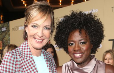 Allison Janney and Viola Davis