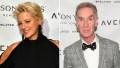 Dorinda Medley and Bill Nye