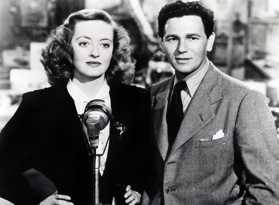 Bette Davis and John Garfield
