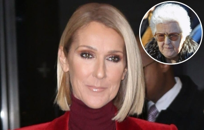 Celine Dion's Mom, Therese Dion, Dies