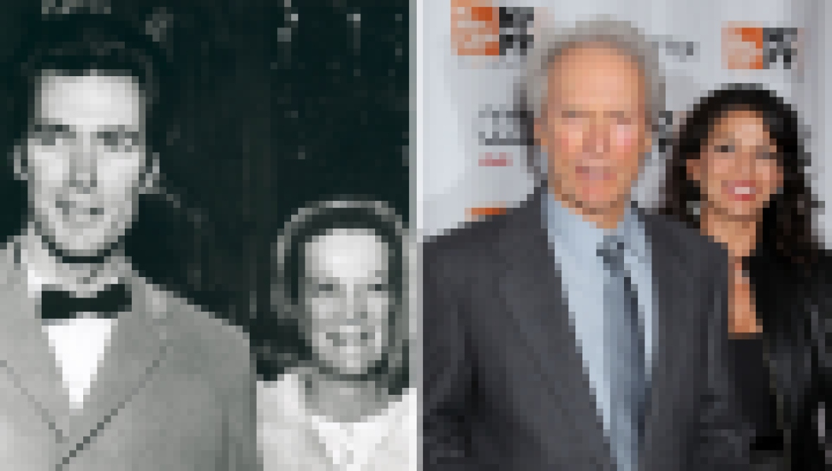Clint Eastwood Maggie Johnson Dina Ruiz