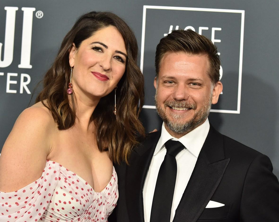 D'Arcy Carden and Husband Jason Carden