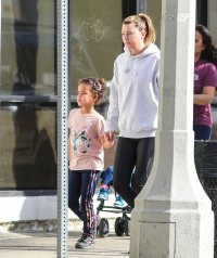 Ellen Pompeo out and about